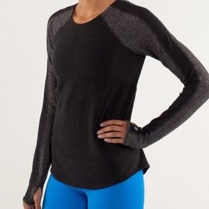 Lululemon bold in the cold long sleeve sweater 6